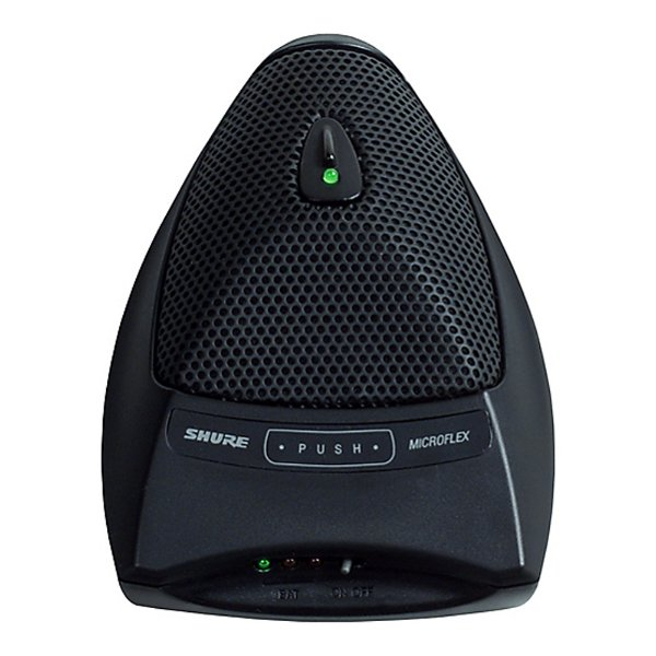 Microfone Mesa Shure MX 692 C - UA