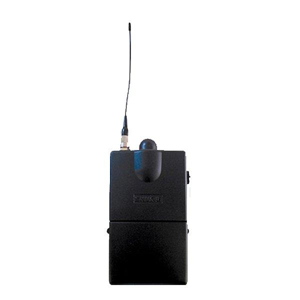 Transmissor Body Pack  Shure P 6 R - HB
