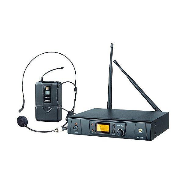 Sistema sem fio Cabeça Staner SRW 48 S