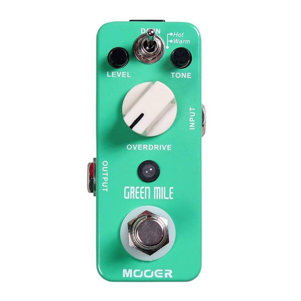 Pedal Guitarra Mooer Green Mile