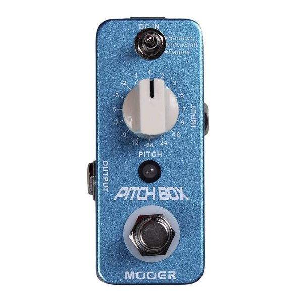 Pedal Guitarra Mooer Pitch Box