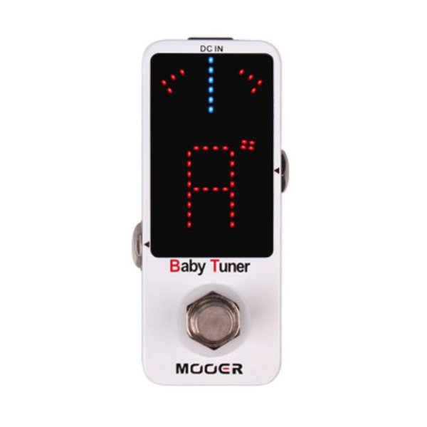 Pedal Guitarra Mooer Baby Tuner