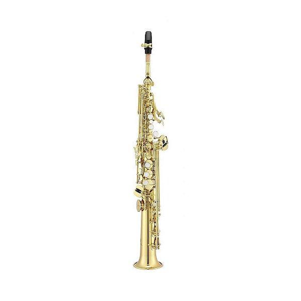 Saxofone Soprano Laqueado Jupiter JSS 1000 Bb