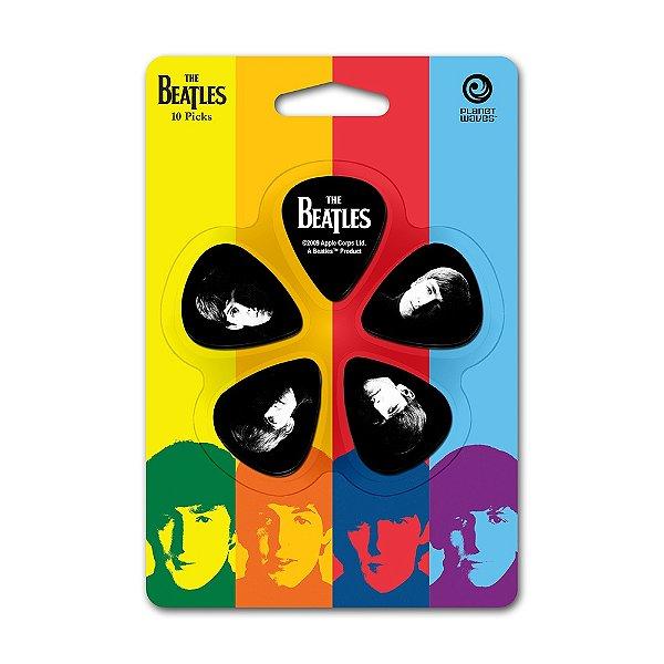 Palheta Planet Waves The Beatles Meet The Beatles Light (Pack com 10)