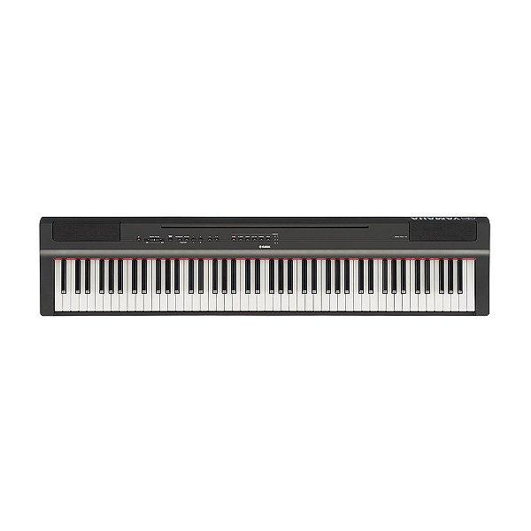 Piano Digital Yamaha P 125 B