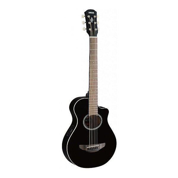 Violão Eletroacústico Yamaha APX T2 BL
