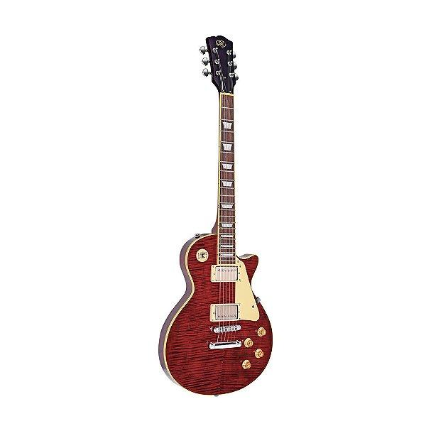 Guitarra LP SX EF 3 D TWR
