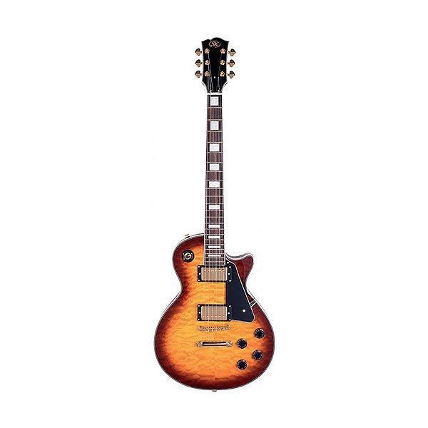 Guitarra LP SX EH3 DDS