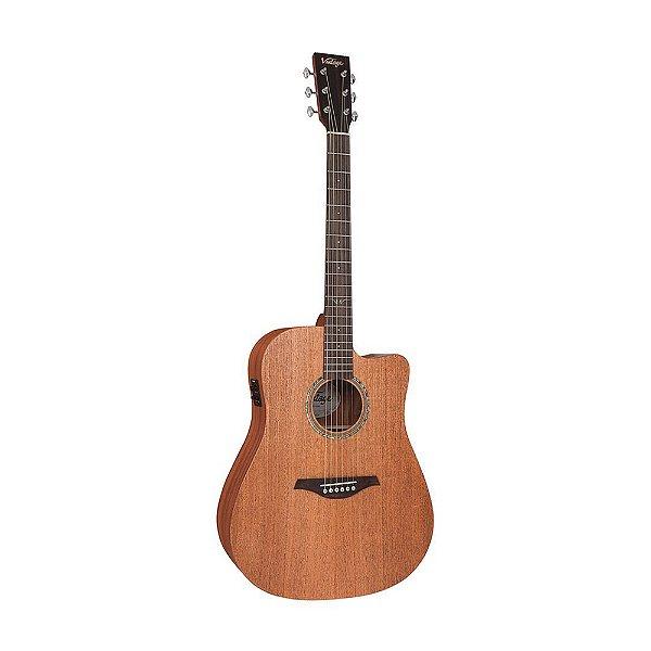 Violão Folk Vintage VEC 501 MH