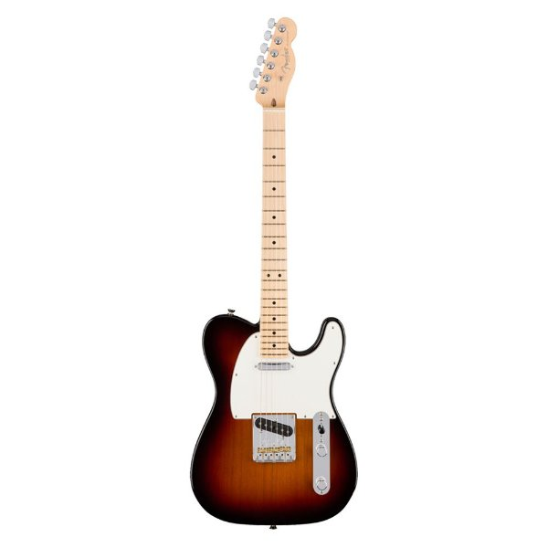 Guitarra Fender Am Professional Telecaster MN 3 Color Sunburst
