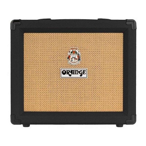 Amplificador Guitarra Orange Crush 20 Black
