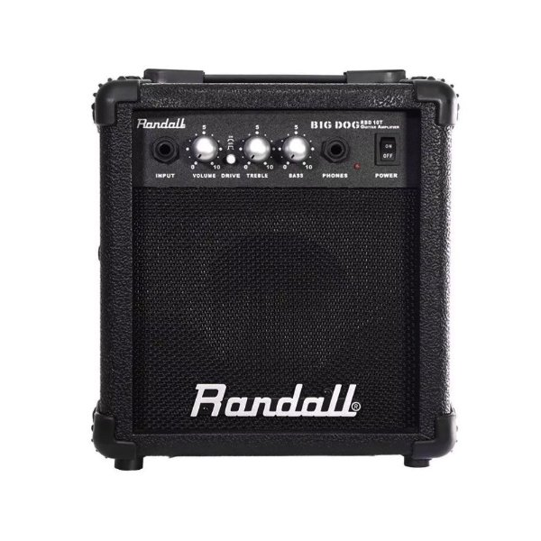 Amplificador de Guitarra Randall RBD 10