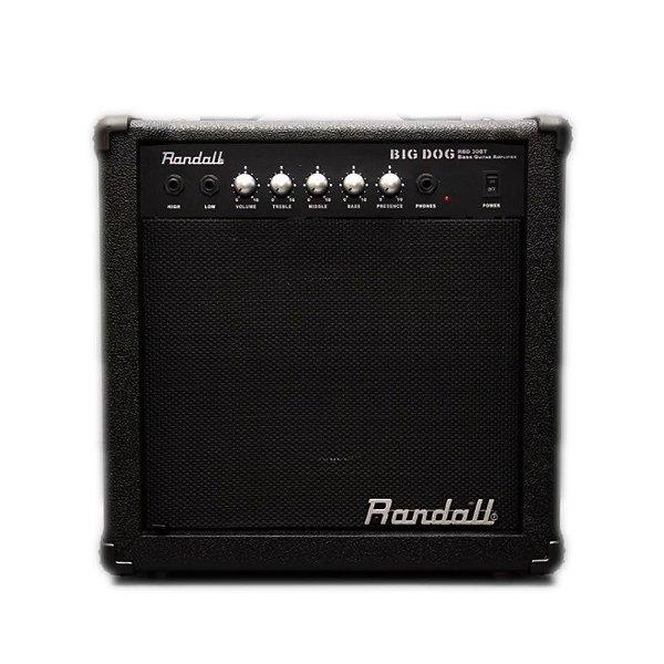 Amplificador de Guitarra Randall RBD 25