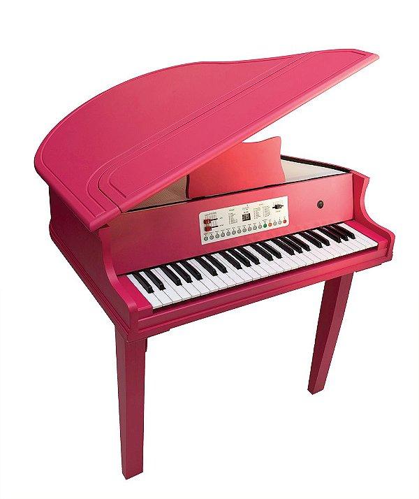 Piano Infantil Harmonia HS Kids Pink