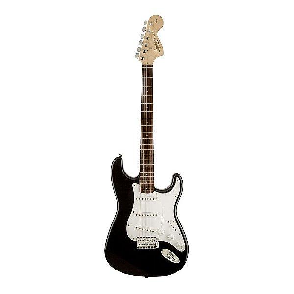 Guitarra Squier Affinity Strato LR Black