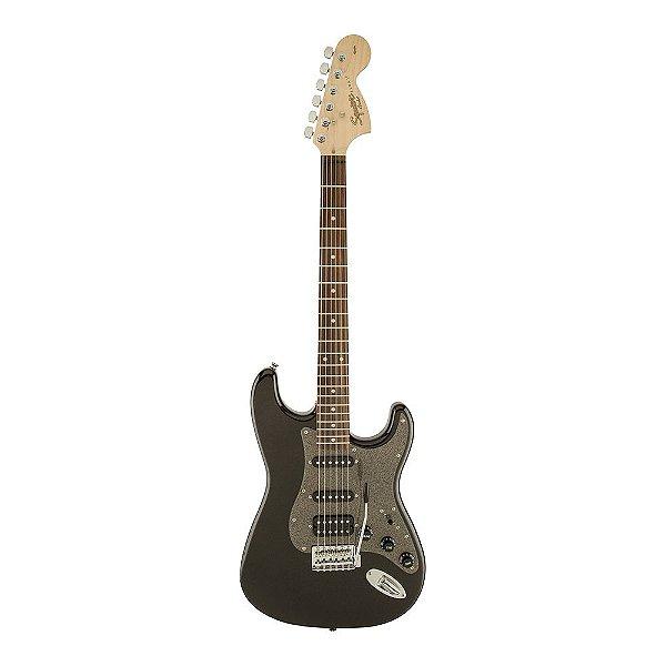 Guitarra Squier Affinity Strato HSS LR Montego Black