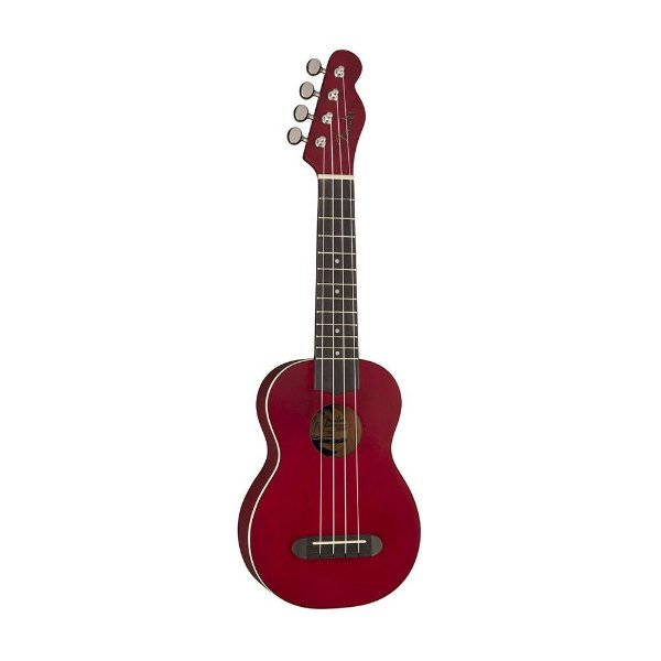 Ukulele Fender Venice Soprano Cherry