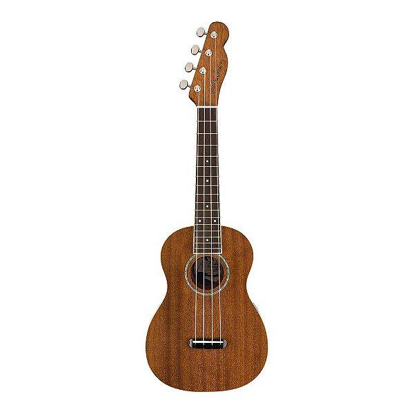 Ukulele Fender Zuma Concert Natural