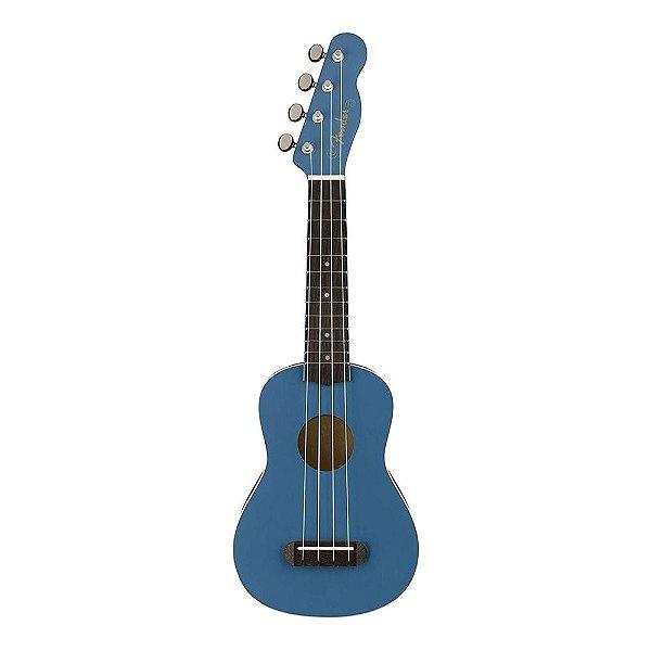 Ukulele Fender Venice Soprano Lake Placid Blue