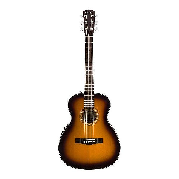Violao Fender Travel Com Case CT 140 SE Sunburst