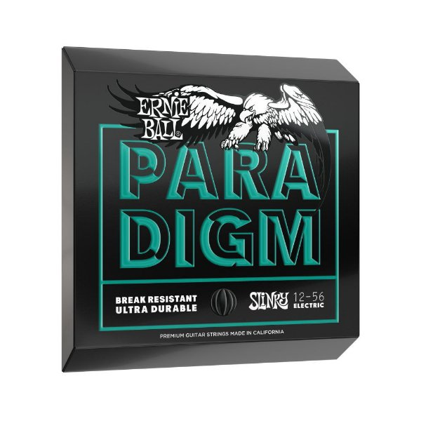 Encordoamento de Violão Ernie Ball 012. Paradigm Not Even Slinky