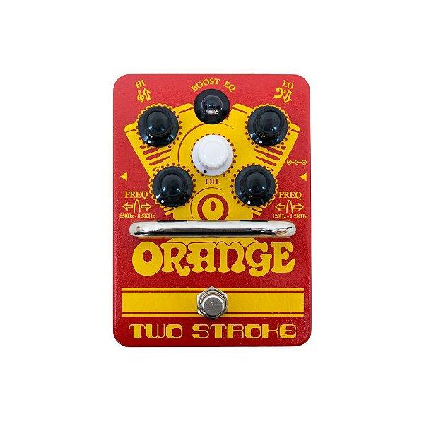 Pedal Orange Two Stroke