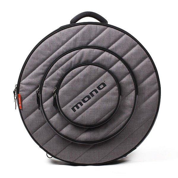 """Bag para Prato Mono Cymbal 22"""" - Ash"""