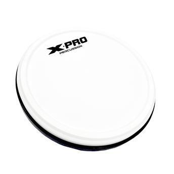 "Pad Avulso Branco 6"" Dual Zone - Xpro P6Dz"