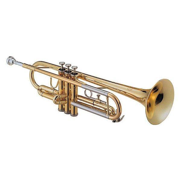 Trompete Bb Harlen Sound - Laq - Tromp