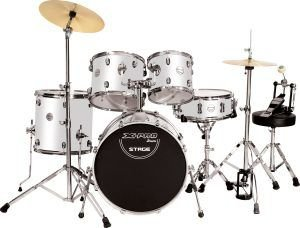 "Bateria Xpro Stage-Branca-T10/12""-S14""-B20"""