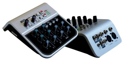 Mixer Mix02 - Box - 2 Canais