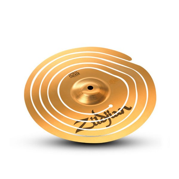 "Prato Zildjian Spiral 12""Stacker"