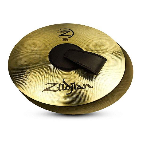 Par de Pratos Zildjian Plantet Z Band 14''
