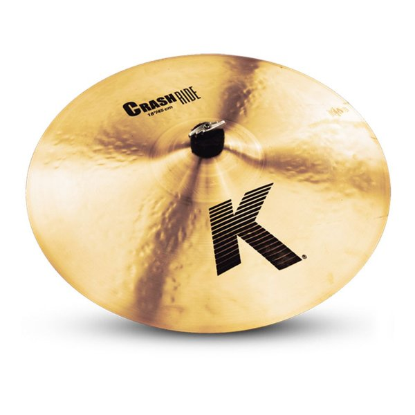 "Prato Zildjian K Series 18"" Crash Ride"