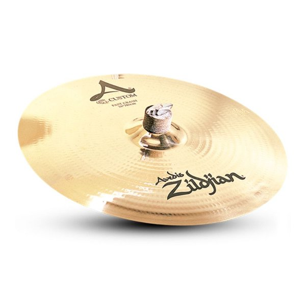 "Prato Zildjian A Custom 16"" Fast Crash"