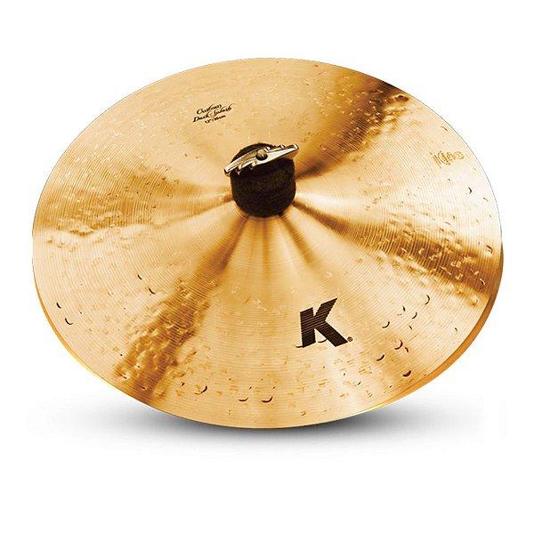 "Prato Zildjian K Custom 12"" Dark Splash"
