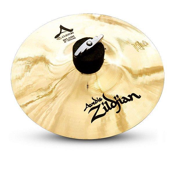 "Prato Zildjian A Custom 08"" Splash"