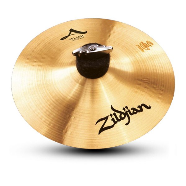 "Prato Zildjian A Series 08"" Splash"