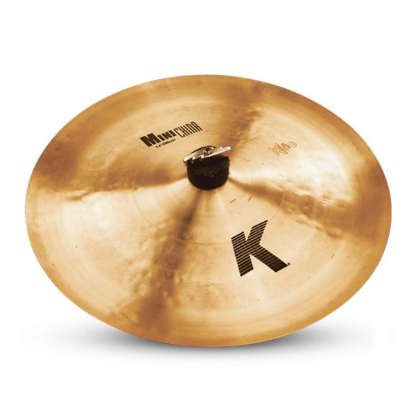 "Prato Zildjian K Series 14"" Mini China"