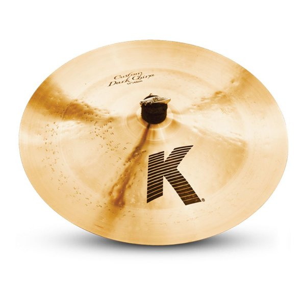 "Prato Zildjian K Custom 17"" Dark China"