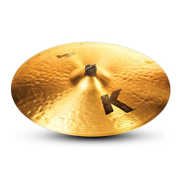 "Prato Zildjian K Series 22"" Dark Medium Ride"