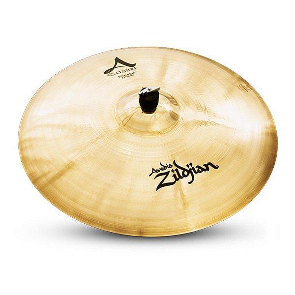 """Prato Zildjian A Custom 22"""" Ping Ride"""