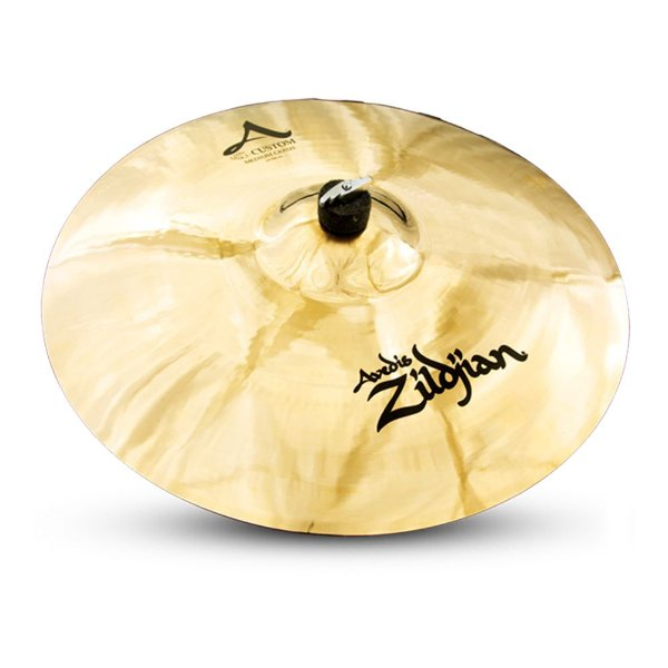 "Prato Zildjian A Custom 19"" Medium Crash"