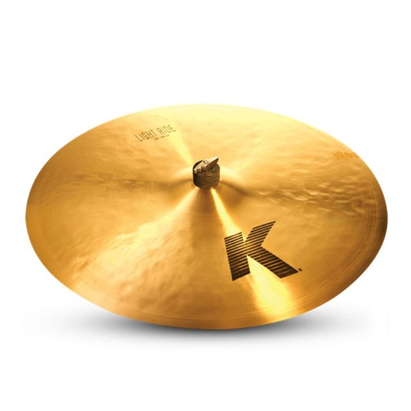 "Prato Zildjian K Series 22"" Light Ride"