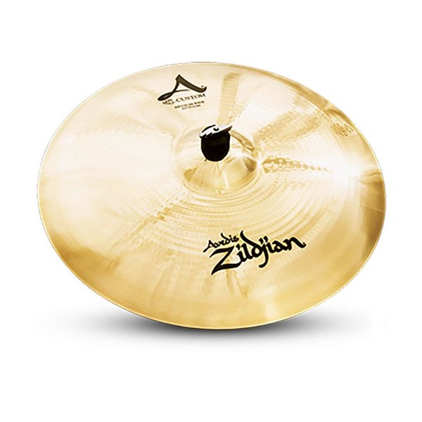 "Prato Zildjian A Custom 20"" Medium Ride"