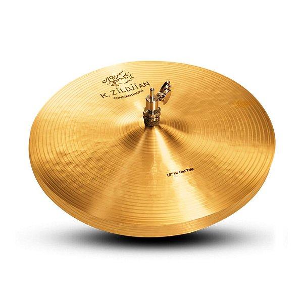 "Prato Zildjian K Constantinos 14"" K1070 - Hi-Hats"