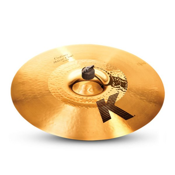 "Prato Zildjian K Custom 19"" Hybrid Crash"