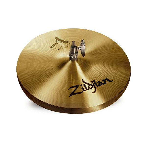 "Prato Zildjian A Series 12"" New Beat Hi-Hats"