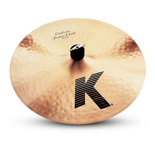 """Prato Zildjian K Custom 16"""" Session Crash"""