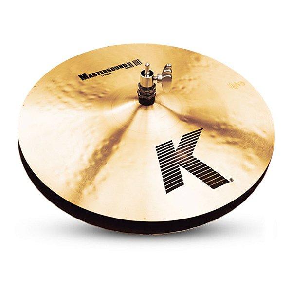 "Prato Zildjian K Series 14"" Mastersound Hi-Hats"
